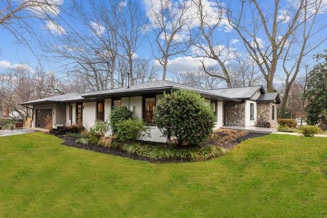 150 Robin Hood Road NE, Atlanta, GA 30309 (MLS #6680256) :: MyKB Partners, A Real Estate Knowledge Base