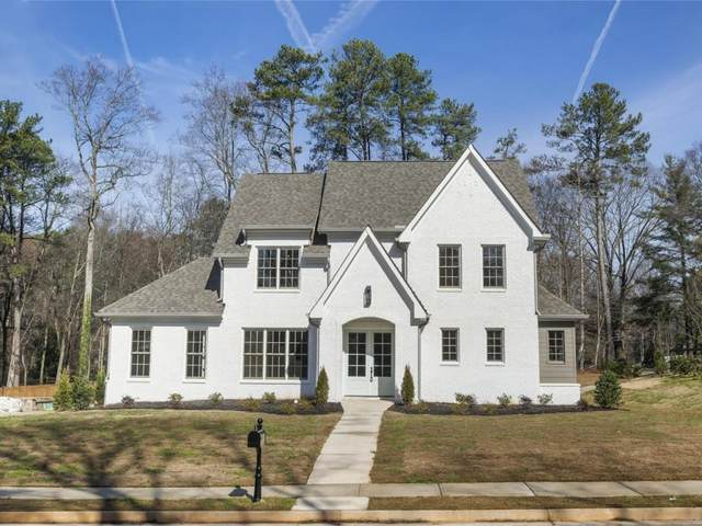 1424 Katherine Rose Lane, Smyrna, GA 30080 (MLS #6680456) :: North Atlanta Home Team