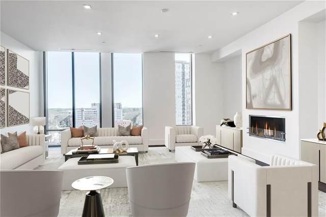 3107 Peachtree Road NE #804, Atlanta, GA 30305 (MLS #6680603) :: Tonda Booker Real Estate Sales