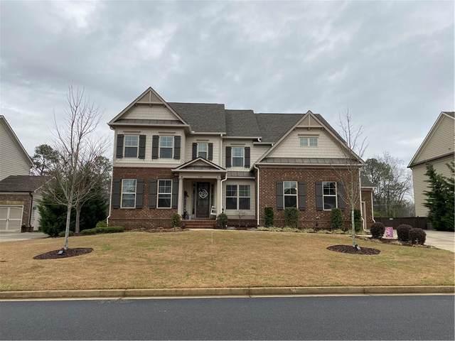 130 Sierra Circle, Woodstock, GA 30188 (MLS #6680816) :: Kennesaw Life Real Estate