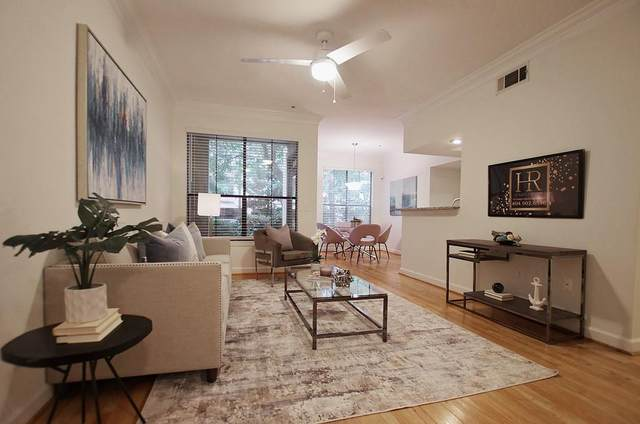 3777 Peachtree Road NE #1012, Atlanta, GA 30319 (MLS #6681090) :: RE/MAX Prestige