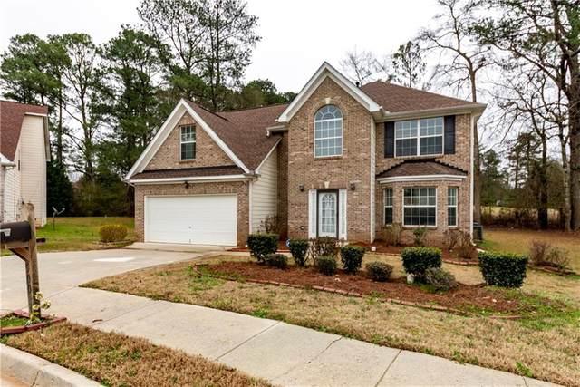 500 Vaughan Drive, Hampton, GA 30228 (MLS #6681244) :: North Atlanta Home Team