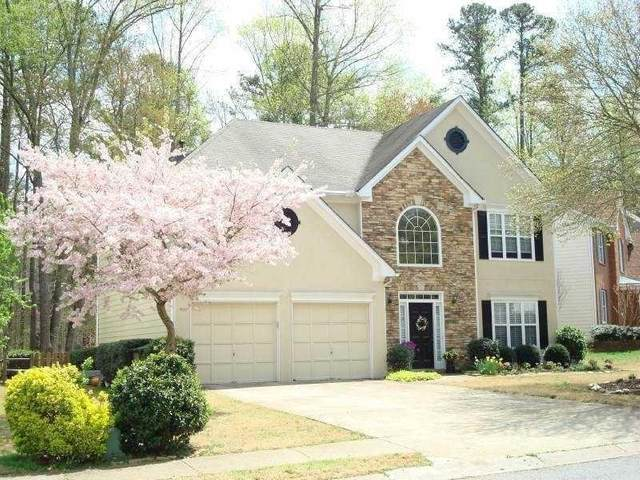 3982 Mapleton Downs NW, Kennesaw, GA 30144 (MLS #6681398) :: The North Georgia Group
