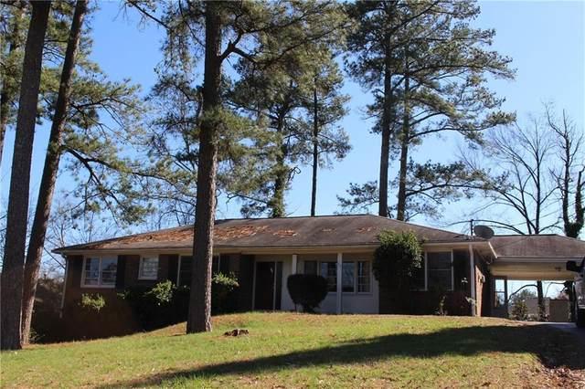 75 Cliftwood Drive, Sandy Springs, GA 30328 (MLS #6681409) :: Rock River Realty