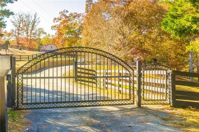 9635 Reinhardt College Parkway, Waleska, GA 30183 (MLS #6681487) :: Path & Post Real Estate