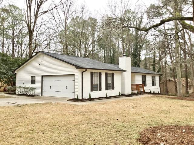6282 Cathedral Lane, Lithonia, GA 30038 (MLS #6681502) :: Rock River Realty