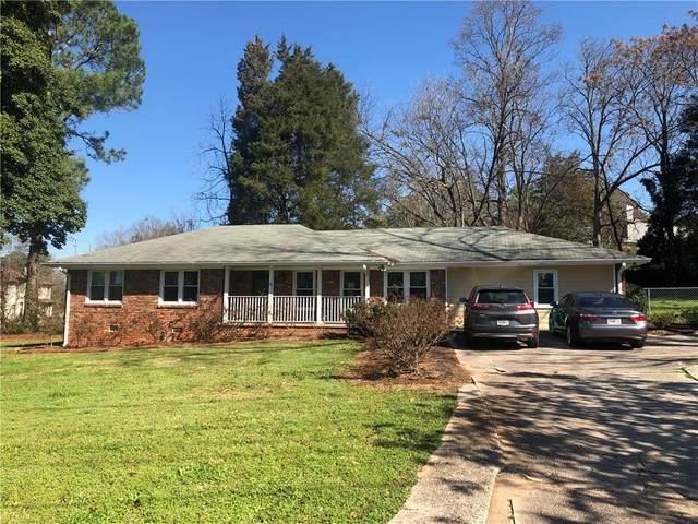 3716 N Druid Hills Road, Decatur, GA 30033 (MLS #6681632) :: Good Living Real Estate
