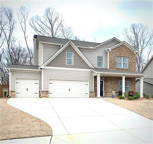 6457 Blue Herron Drive, Flowery Branch, GA 30542 (MLS #6681765) :: RE/MAX Paramount Properties