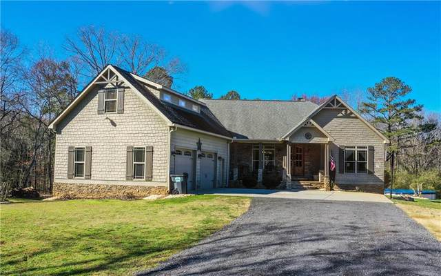 5394 Rockmart Road, Silver Creek, GA 30173 (MLS #6681789) :: North Atlanta Home Team