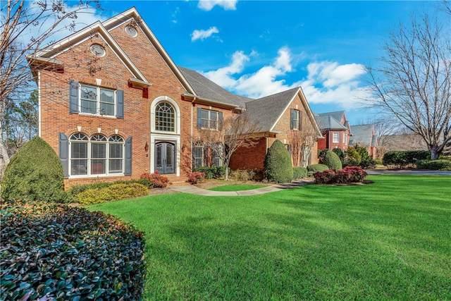 2185 Bent Creek Manor, Alpharetta, GA 30005 (MLS #6681857) :: RE/MAX Paramount Properties