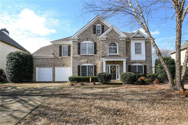 1634 Trilogy Park Drive, Hoschton, GA 30548 (MLS #6681953) :: Vicki Dyer Real Estate