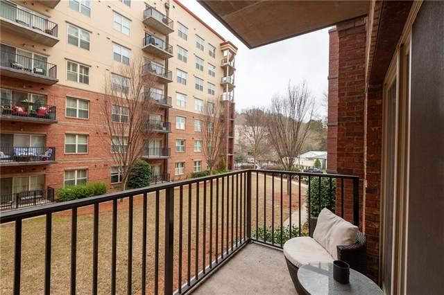 200 River Vista Drive #232, Atlanta, GA 30339 (MLS #6682097) :: RE/MAX Prestige