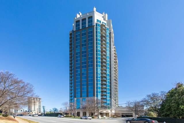 2795 Peachtree Road NE #1209, Atlanta, GA 30305 (MLS #6682200) :: RE/MAX Prestige