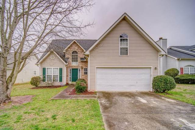 4929 River Overlook Way, Lithonia, GA 30038 (MLS #6682334) :: Rock River Realty