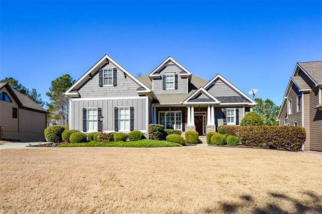 186 Kingsford Crossing, Acworth, GA 30101 (MLS #6682753) :: The Butler/Swayne Team