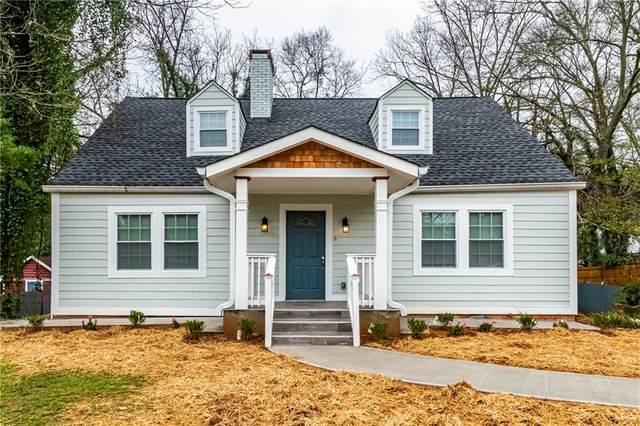 1791 Beecher Street SW, Atlanta, GA 30310 (MLS #6682857) :: RE/MAX Paramount Properties