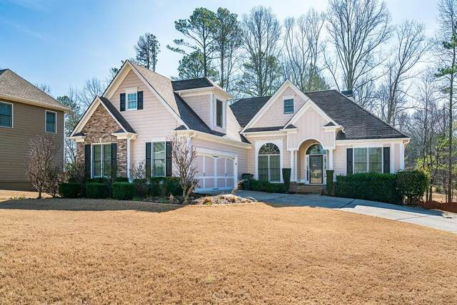 365 Amberhill Drive, Dallas, GA 30132 (MLS #6683031) :: The Butler/Swayne Team