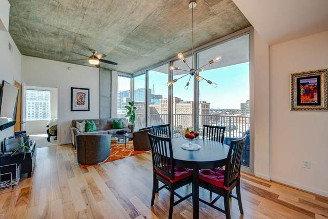 860 Peachtree Street NE #918, Atlanta, GA 30308 (MLS #6683398) :: Thomas Ramon Realty