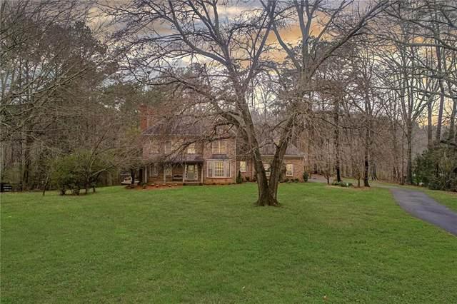 110 Cherokee Hill, Canton, GA 30115 (MLS #6683409) :: The Heyl Group at Keller Williams