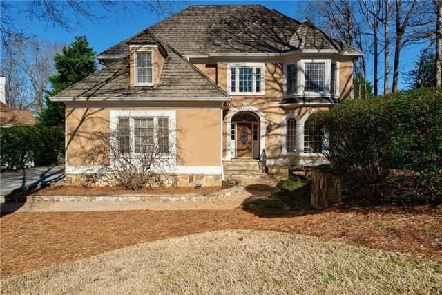 1000 Wetherby Way, Alpharetta, GA 30022 (MLS #6683494) :: Scott Fine Homes