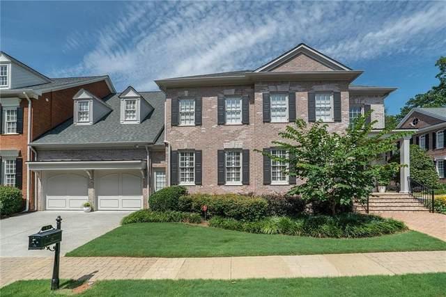 610 Enclave Circle, Sandy Springs, GA 30342 (MLS #6683545) :: Vicki Dyer Real Estate