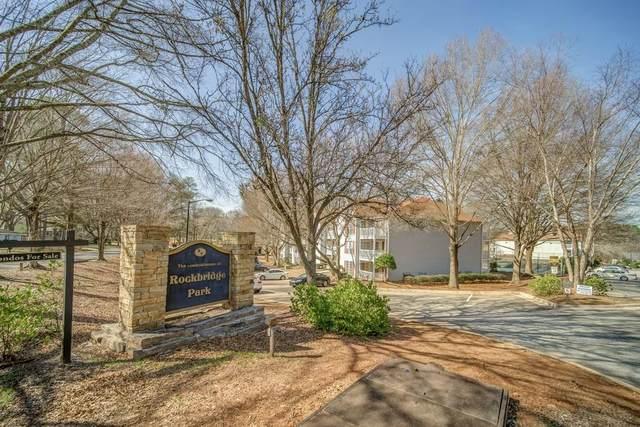 229 Cobblestone Trail, Avondale Estates, GA 30002 (MLS #6683582) :: Good Living Real Estate