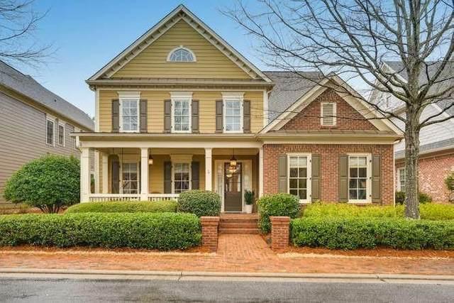 10864 Enclave Lane, Alpharetta, GA 30022 (MLS #6683611) :: RE/MAX Paramount Properties