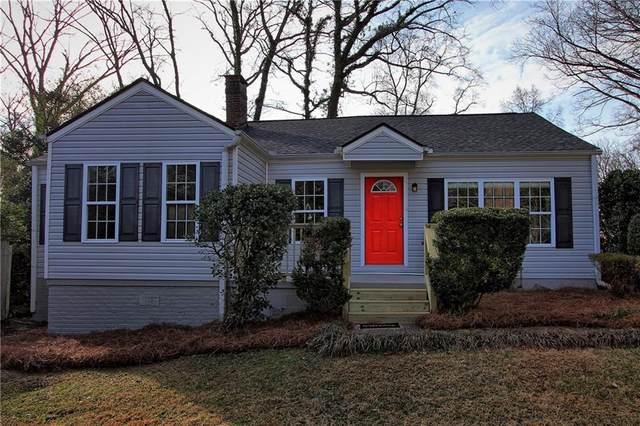 950 Avebury Drive, East Point, GA 30344 (MLS #6683616) :: MyKB Partners, A Real Estate Knowledge Base