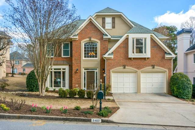 5460 Brooke Ridge Drive, Dunwoody, GA 30338 (MLS #6683994) :: North Atlanta Home Team
