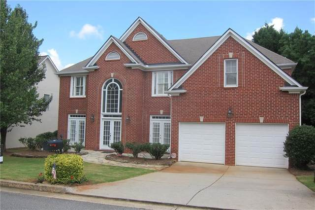 4936 Green Pointe Way, Marietta, GA 30067 (MLS #6684132) :: North Atlanta Home Team