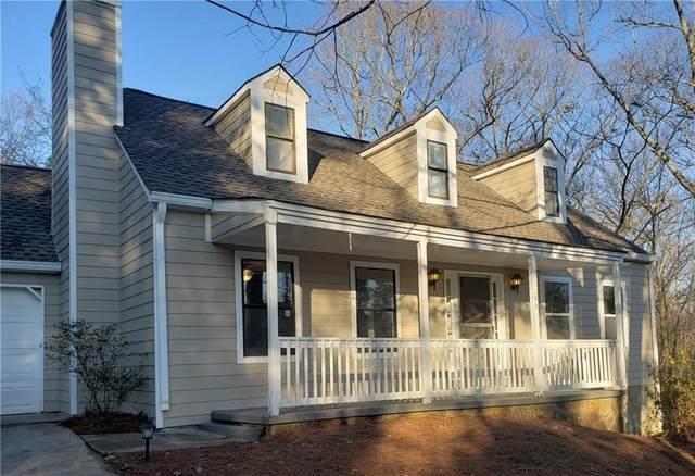 1149 Fields Chapel Road, Canton, GA 30114 (MLS #6684157) :: Path & Post Real Estate