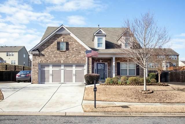 2518 Olney Falls Drive, Braselton, GA 30517 (MLS #6684178) :: Lakeshore Real Estate Inc.