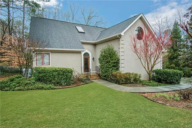 2888 Evans Ridge Circle, Atlanta, GA 30340 (MLS #6684279) :: The North Georgia Group