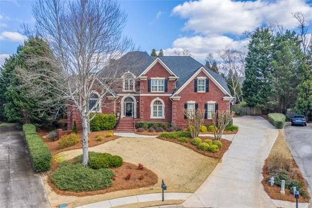 1490 Woodland Lake Drive, Snellville, GA 30078 (MLS #6684355) :: Good Living Real Estate