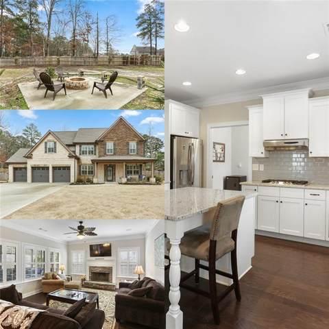 1365 Brody Drive, Marietta, GA 30064 (MLS #6684497) :: North Atlanta Home Team