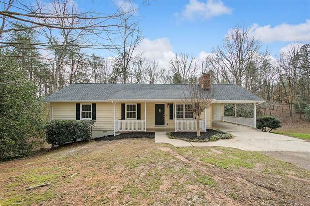 3818 Cochran, Gainesville, GA 30506 (MLS #6684501) :: RE/MAX Prestige