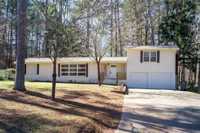 3011 Dry Pond Road NW, Monroe, GA 30656 (MLS #6684507) :: Team RRP | Keller Knapp, Inc.