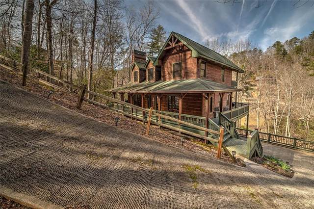 51 Charity Court, Ellijay, GA 30540 (MLS #6684534) :: North Atlanta Home Team