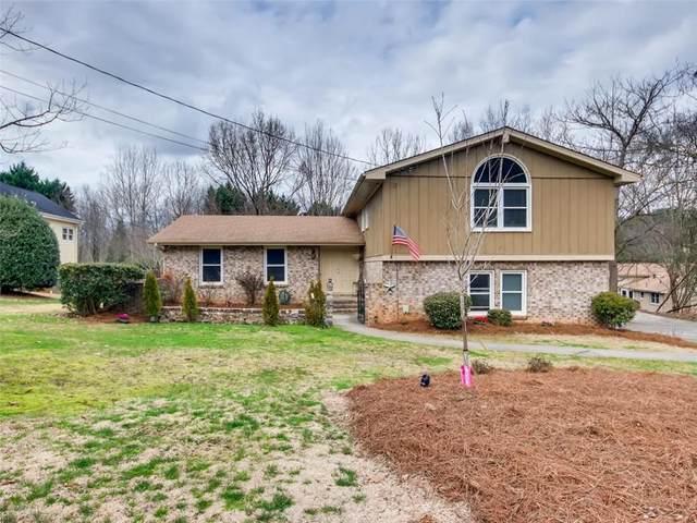 2814 Christopher Court, Atlanta, GA 30360 (MLS #6684568) :: Good Living Real Estate