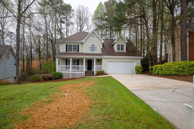 3396 Woodlaurel Drive, Snellville, GA 30078 (MLS #6684660) :: The Cowan Connection Team