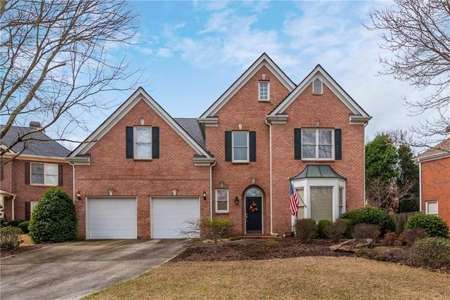 4130 Oberon Drive SE, Smyrna, GA 30080 (MLS #6684668) :: North Atlanta Home Team