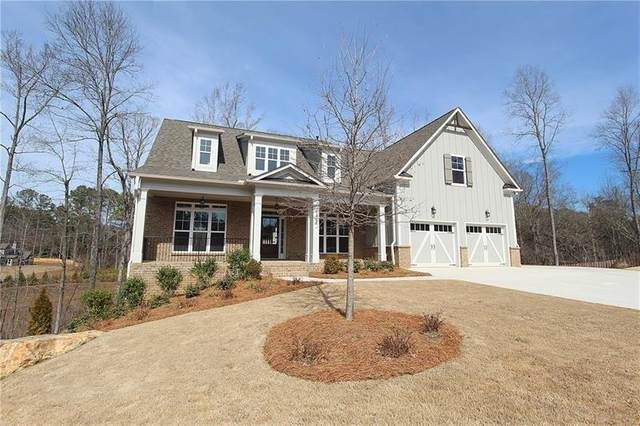 1360 Chipmunk Forest Chase, Powder Springs, GA 30127 (MLS #6684739) :: The North Georgia Group