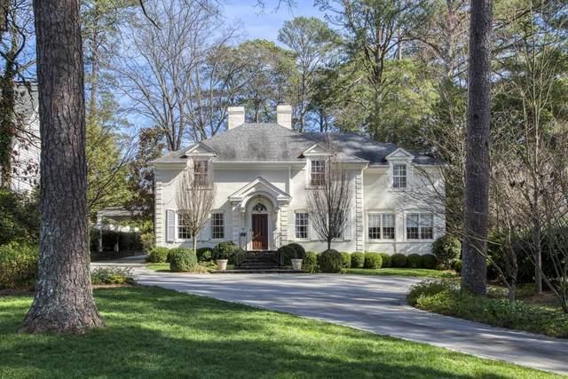 4187 Club Drive NE, Atlanta, GA 30319 (MLS #6684852) :: MyKB Partners, A Real Estate Knowledge Base