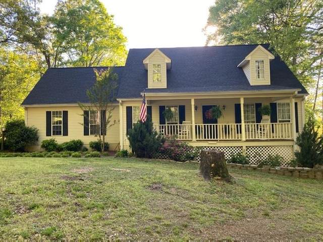 4460 Whiporwill Road, Gillsville, GA 30543 (MLS #6684878) :: North Atlanta Home Team