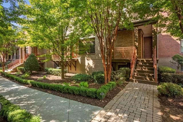 4676 Magnolia Commons, Dunwoody, GA 30338 (MLS #6684900) :: The Heyl Group at Keller Williams