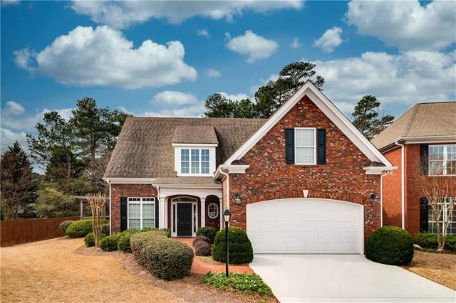 1960 Glenhurst Drive, Snellville, GA 30078 (MLS #6684942) :: North Atlanta Home Team
