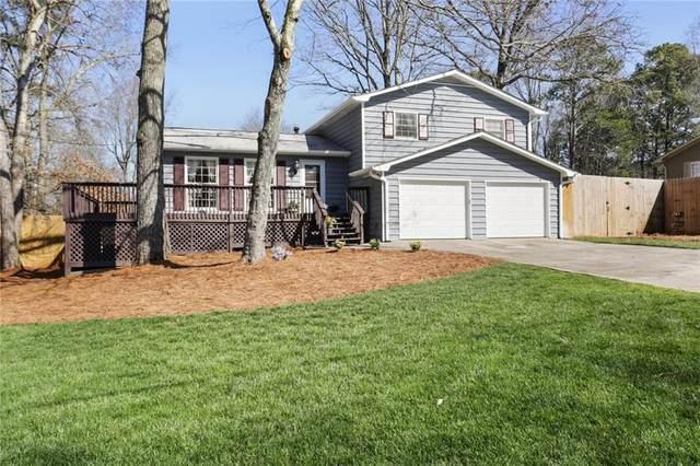 117 Driftwood Lane, Woodstock, GA 30188 (MLS #6685025) :: Charlie Ballard Real Estate