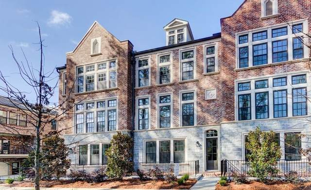 268 Devin Place NE #17, Atlanta, GA 30305 (MLS #6685104) :: The Heyl Group at Keller Williams