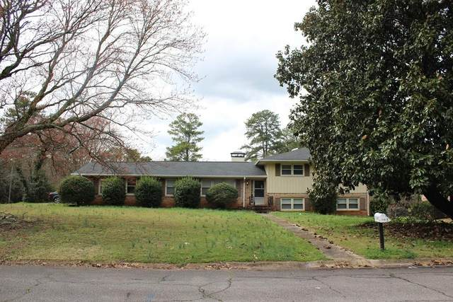 5860 Garber Drive NE, Sandy Springs, GA 30328 (MLS #6685272) :: Oliver & Associates Realty