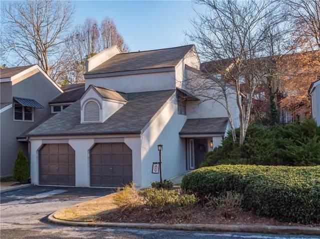 2914 Lenox Road NE #7, Atlanta, GA 30324 (MLS #6685486) :: The Heyl Group at Keller Williams